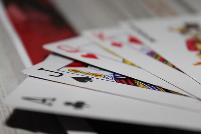 Karten Pokerspiel